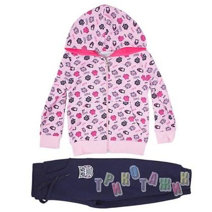 Спортивный костюм для девочки BREEZE м.2571