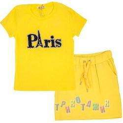 Спортивный костюм для девочки Kas kids м.3156
