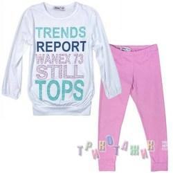 Спортивный костюм для девочки Wanex м.3953