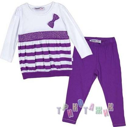 Спортивный костюм для девочки Wanex м.3991