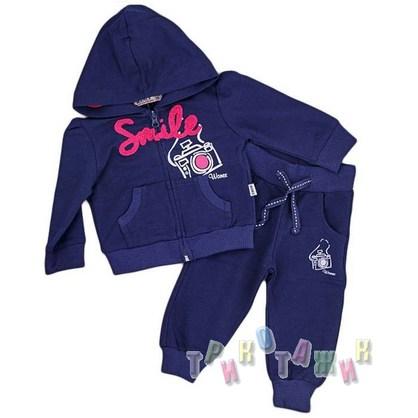 Спортивный костюм для девочки Wanex м.770