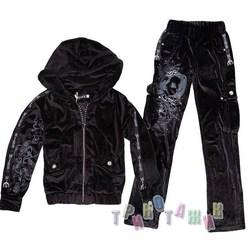 Спортивный костюм для девочки Yuke м.9007