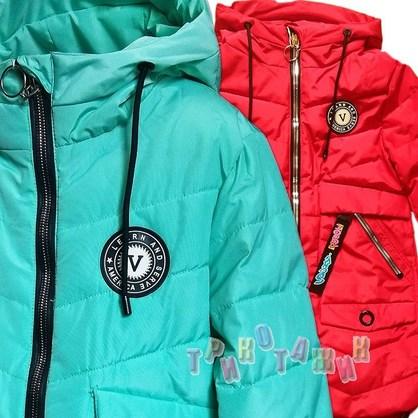 Куртка для девочки, модель HL0806. Сезон весна-осень