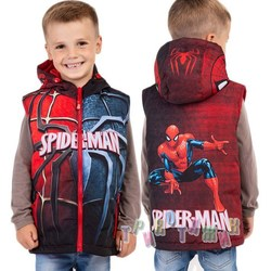 Мультяшная жилетка Spiderman