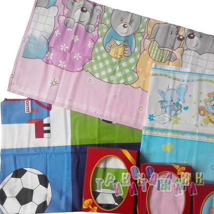 Комплект детского постельного белья (Hello Kitti)