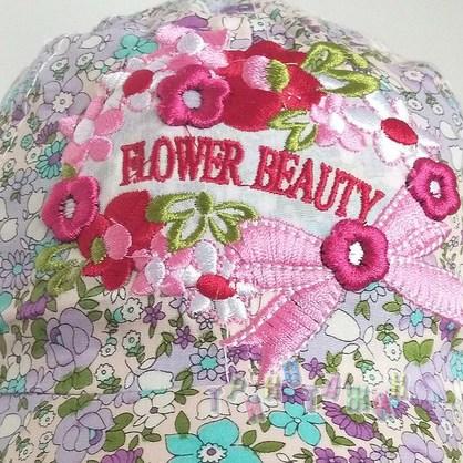 Кепка Flower Beauty