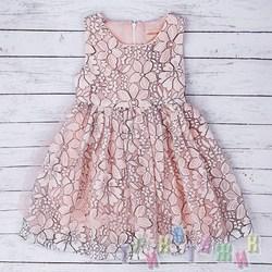 Нарядное платье для девочки м.1806