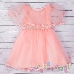 Нарядное платье для девочки м.1801