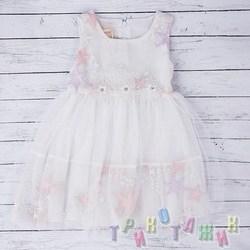 Нарядное платье для девочки м.1811