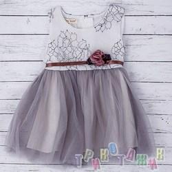 Нарядное платье для девочки м.8809