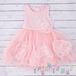 Нарядное платье для девочки м.08802