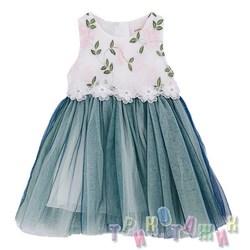 Нарядное платье для девочки м.8807