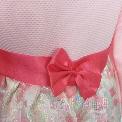 Нарядное платье для девочки, Мия