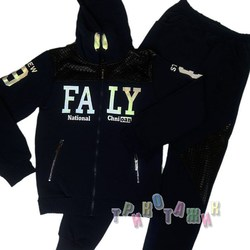 Спортивный костюм утеплённый Faly