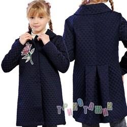 Пальто детское для девочки Кристи