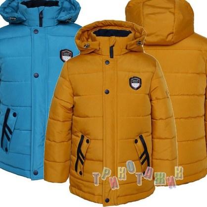 Куртка демисезонная для мальчика, Ренат.