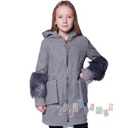 Пальто детское для девочки, м.0308