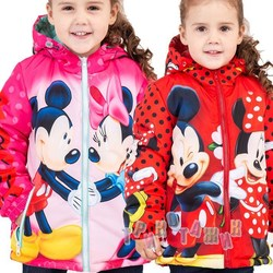 Куртка детская, Minnie Mouse. Сезон Весна-Осень
