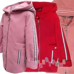Пальто детское для девочки, Николь