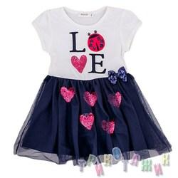 Платье для девочки м. 10126