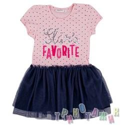 Платье для девочки м. 10736