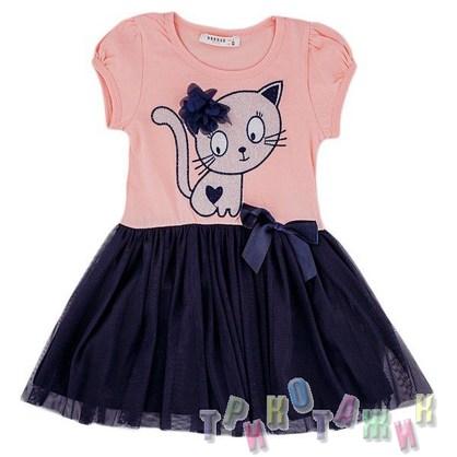 Платье для девочки м. 9766