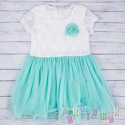Платье для девочки м. 10671