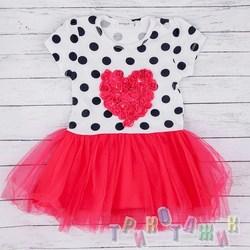 Платье для девочки м. 10658