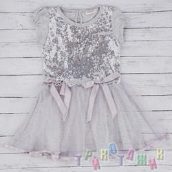 Платье для девочки м. 10722