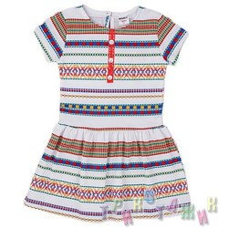 Платье для девочки м. 40477