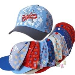 Кепка для мальчика, с вышивкой Yankees