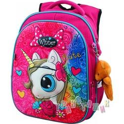 Рюкзак школьный для девочек 8067