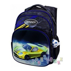 Рюкзак школьный для мальчиков 8054