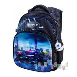 Рюкзак школьный для мальчиков 8051