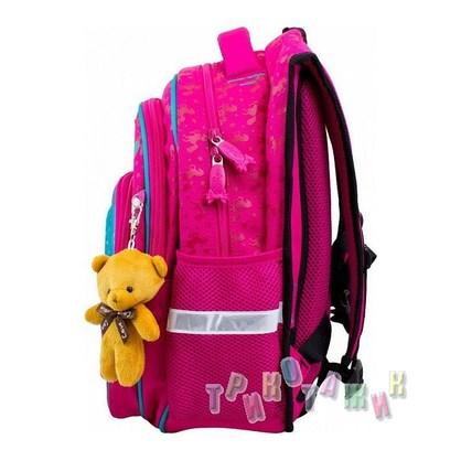 Рюкзак школьный для девочек 8048
