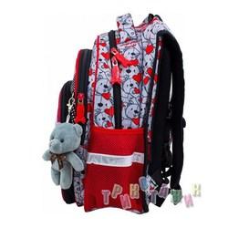 Рюкзак школьный для девочек 8045