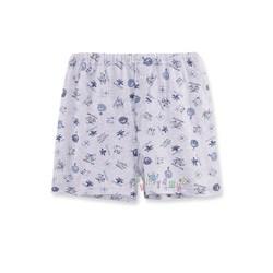 Трусы-шорты для мальчиков кулир цветной