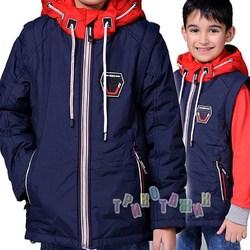 Куртка-жилетка для мальчика, м.9902