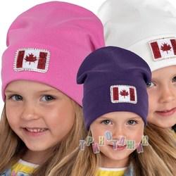 Шапка для девочки, Канада