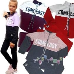 Спортивный костюм для девочки, ComeEasy
