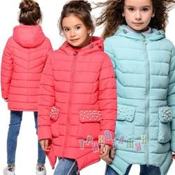Куртка демисезонная для девочки, Джейд