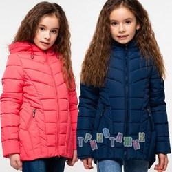 Куртка для девочки Майя. Сезон весна-осень