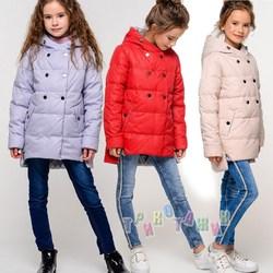 Куртка демисезонная для девочки, Милена