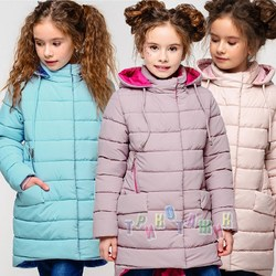 Куртка демисезонная для девочки, Натти