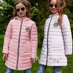 Куртка демисезонная для девочки, Полли