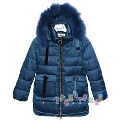 Куртка зимняя для девочки, м.6940
