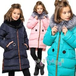 Куртка зимняя для девочки, Жозефина