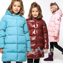 Куртка зимняя для девочки, Микель