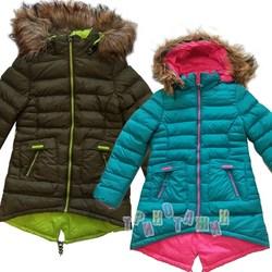 Куртка зимняя для девочки, Т12