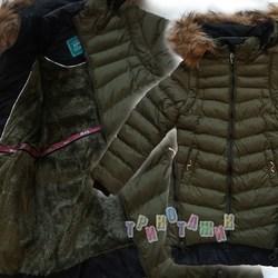 Куртка зимняя-демисезонная со съёмными рукавами